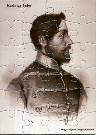 Kazinczy Lajos a 15. aradi vértanú puzzle