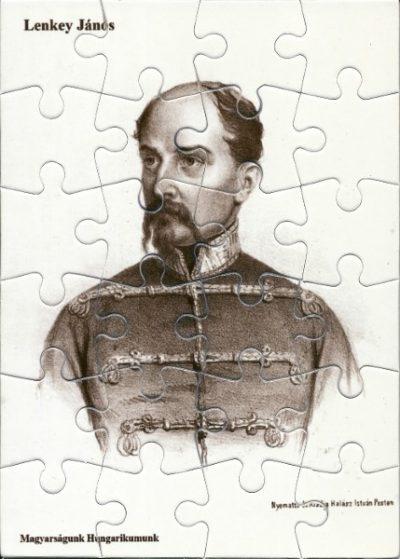 Lenkey János a 14. aradi vértanú puzzle